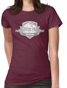 Winter Park Colorado Ski Resort Womens Fitted T-Shirt