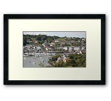 Kinsale Toyland Framed Print