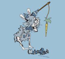 MechaniRabbit [2] One Piece - Short Sleeve