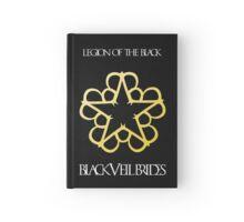 Black Veil Brides Legion Of The Black Book Hardcover Journal