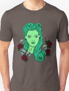 Tattoo Pin-Up Zombie T-Shirt