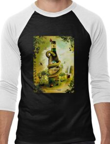 Branca Men's Baseball ¾ T-Shirt
