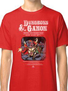 Dungeons & Ganon Classic T-Shirt
