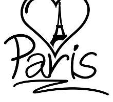 Paris Heart by pda1986