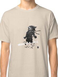 Meowtal Fur Solid 4 Classic T-Shirt