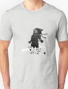 Meowtal Fur Solid 4 T-Shirt