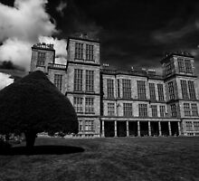 Hardwick Hall by Lee  Gill