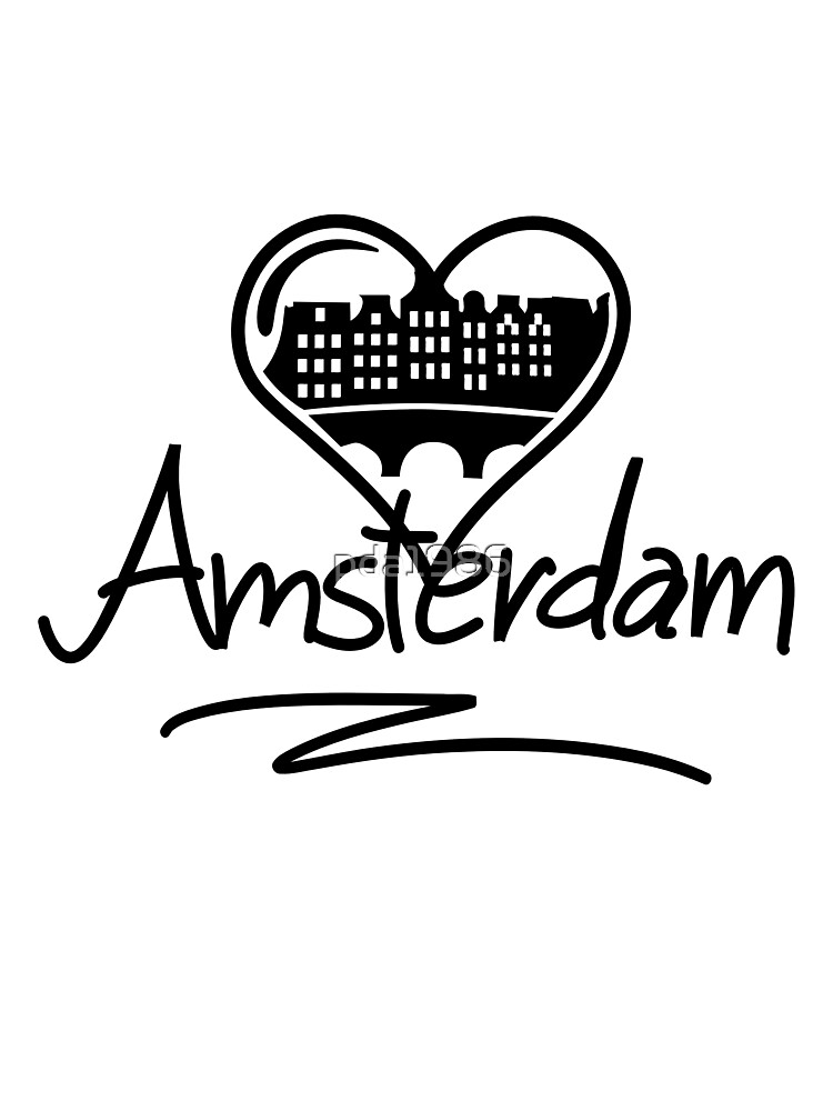 Amsterdam Heart by pda1986