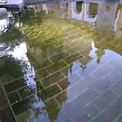 Cordoba Reflection of the Mezquita Cathedral by Sue Ballyn
