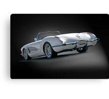 1959 Corvette Roadster Studio I Canvas Print
