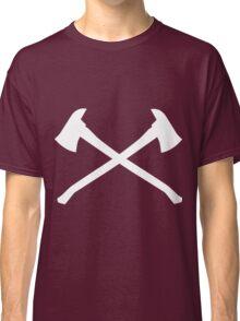 Firefighter Axe Classic T-Shirt