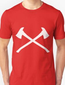 Firefighter Axe Unisex T-Shirt