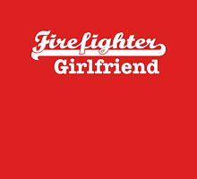 Firefighter Girlfriend Womens Fitted T-Shirt