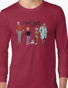 Johnny Quest Long Sleeve T-Shirt