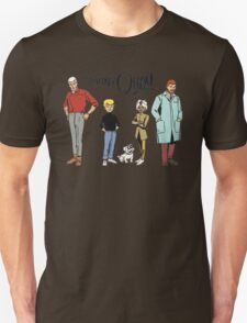 Johnny Quest Unisex T-Shirt