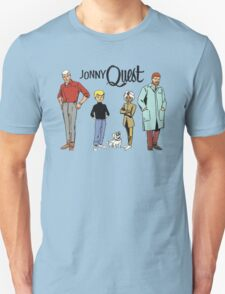 Johnny Quest Unisex T-Shirt