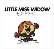 Little Miss Widow by TopNotchy