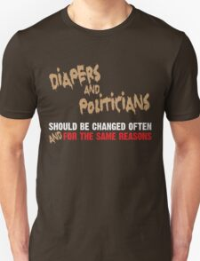 Diapers T-Shirt