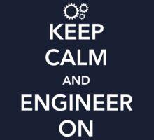 Keep calm and engineer on by careers