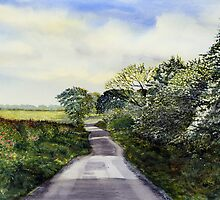 Woldgate - Late Spring by Glenn Marshall