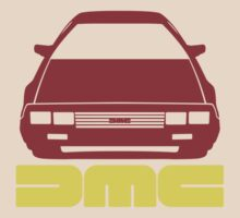 DeLorean DMC–12 - 5 by TheGearbox