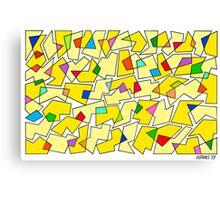 FIGURATIVE ARTWORK Canvas Print