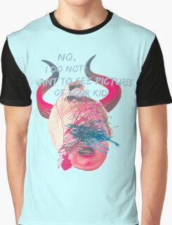 Facebook Moms Graphic T-Shirt