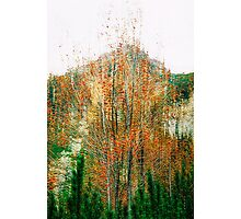 High Tatras in Fall VI. Photographic Print