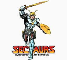 Sectuars Warriors of Symbion - Logo Color Men's Baseball ¾ T-Shirt