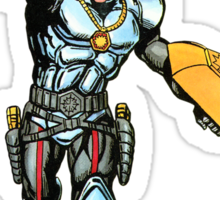 Sectuars Warriors of Symbion - Logo Color Sticker
