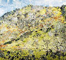 High Tatras in Fall XIII. by Zuzana Vajdova