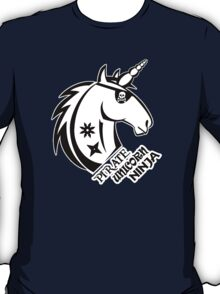 Pirate Unicorn Ninja T-Shirt