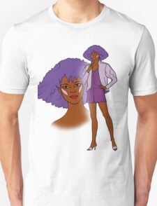 Jem and the Holograms - Shana - Color T-Shirt