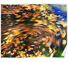Turning Leaves Poster