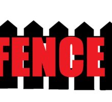 -FENCE Sticker