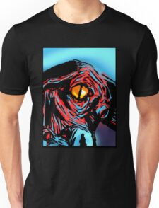 Inspired by - HP Lovecraft Eye of Cthulhu Unisex T-Shirt