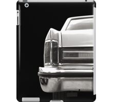 Old Style (black&white) iPad Case/Skin