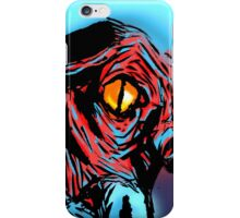 Inspired by - HP Lovecraft Eye of Cthulhu iPhone Case/Skin