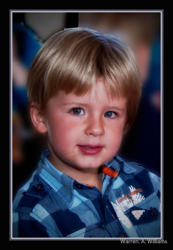 Little Boy by Warren. A. Williams