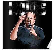 Louis C.K. - Comedy Legend Poster