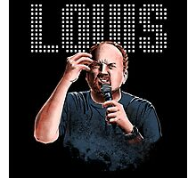 Louis C.K. - Comedy Legend Photographic Print