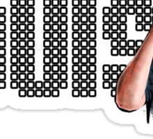 Louis C.K. - Comic Timing2 Sticker