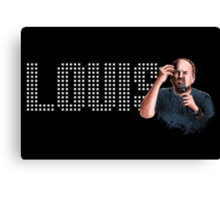 Louis C.K. - Comic Timing2 Canvas Print