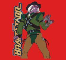 BraveStarr - Tex Hex - Color Kids Clothes
