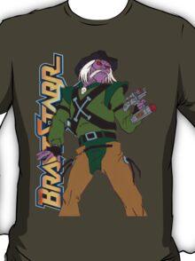 BraveStarr - Tex Hex - Color T-Shirt