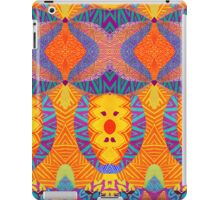 Ethnic Sun iPad Case/Skin