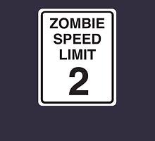 Zombie Speed Limit Unisex T-Shirt