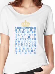 His Royal Highness Women's Relaxed Fit T-Shirt
