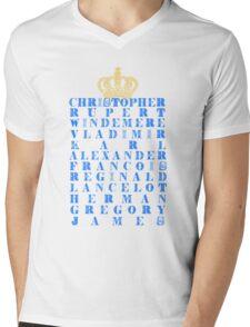 His Royal Highness Mens V-Neck T-Shirt