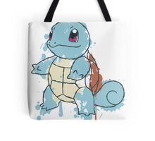 Squirtle Painted  Tote Bag